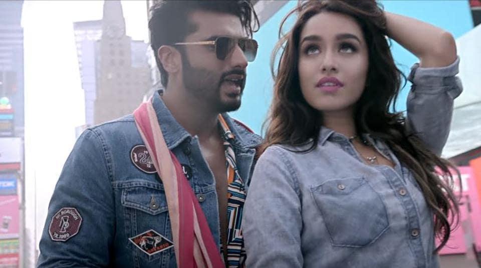 Half Girlfriend,Arjun Kapoor,Shraddha Kapoor