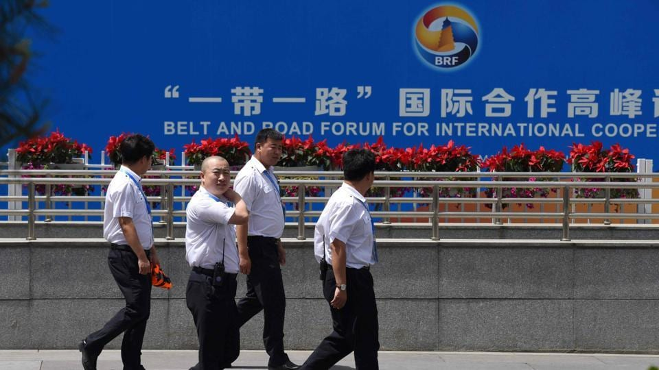 Belt and Road Forum,China,North Korea