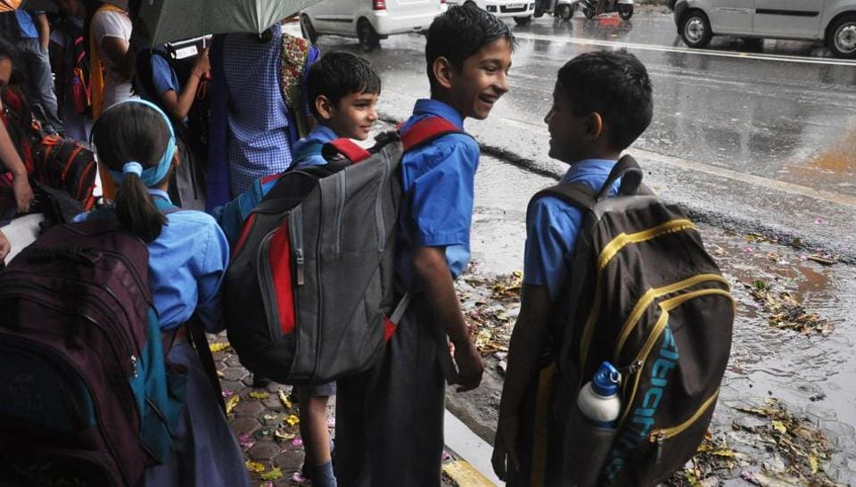 Representative Image: Adityanath is said to be keen on rolling out the BJP's promise to provide free books, uniforms, shoes and school bags to all poor students from July 1 to 10.