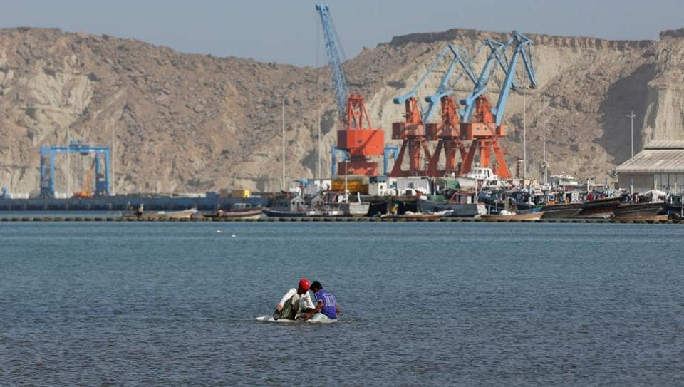 The attack took place while the labourers were working on a road project near the Gwadar port.