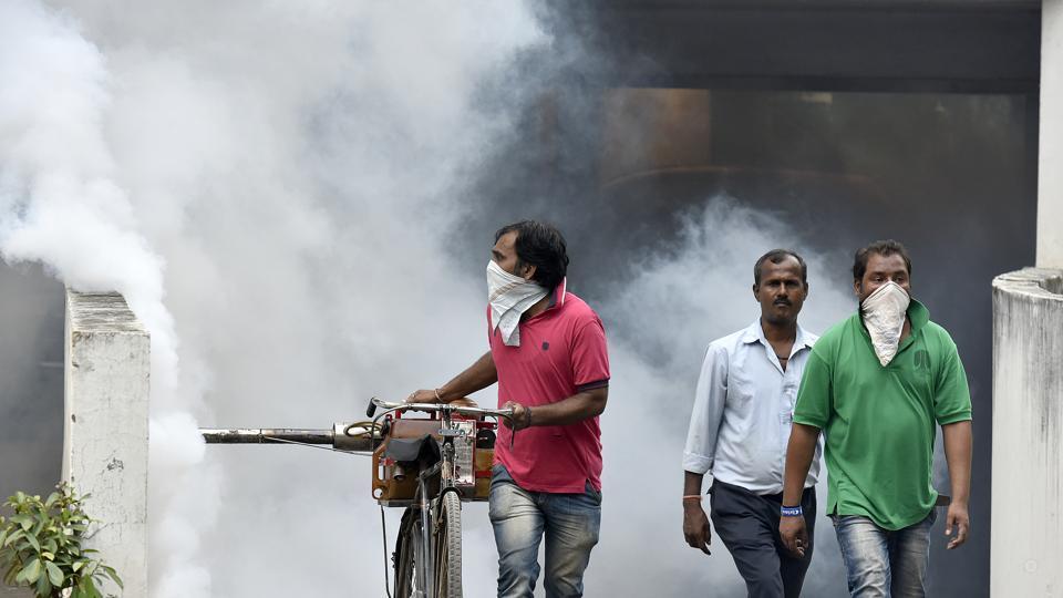 Last year, Delhi saw its first ever