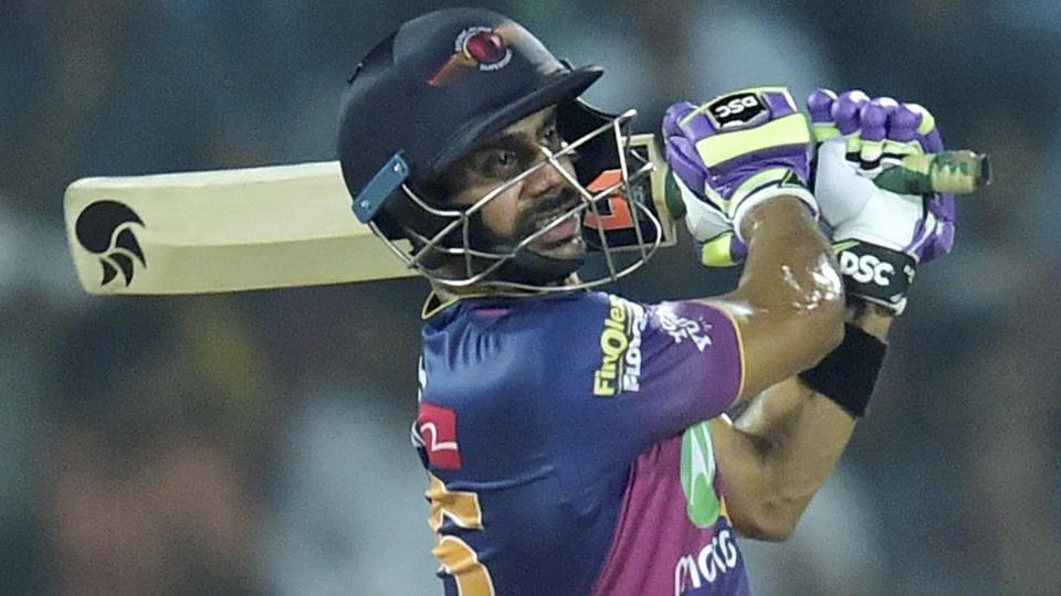 IPL 2017,Manoj Tiwary,Rising Pune Supergiant