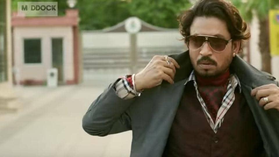 Irrfan Khan,Saba Qamar,Hindi Medium