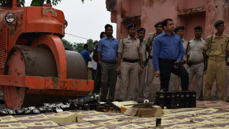 Bihar cops