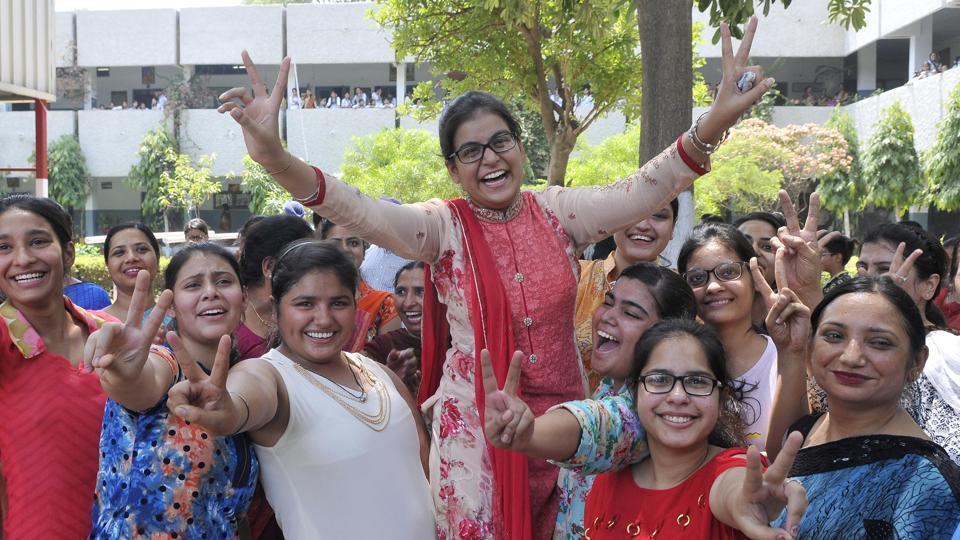Ameesha Arora with friends.