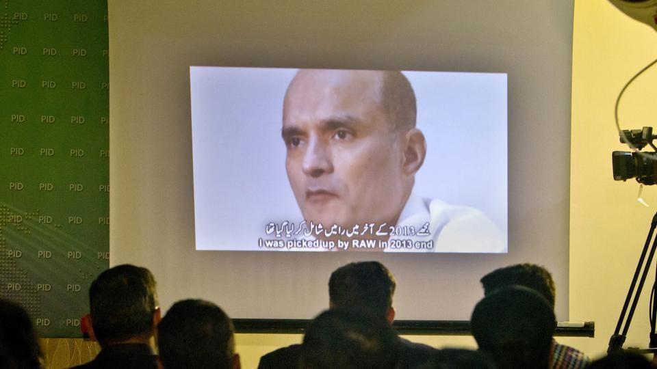 Kulbhushan Jadhav case,Pakistan,ICJ