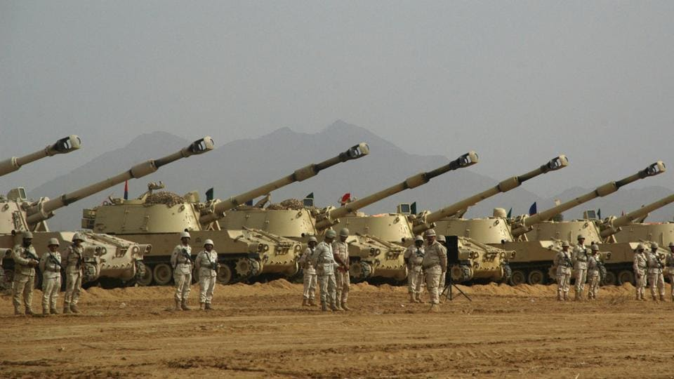 The United States has been the main supplier for most Saudi military needs, from F-15 fighter jets to command and control systems worth tens of billions of dollars in recent years.