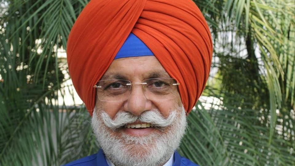 Punjab power minister Rana Gurjit Singh