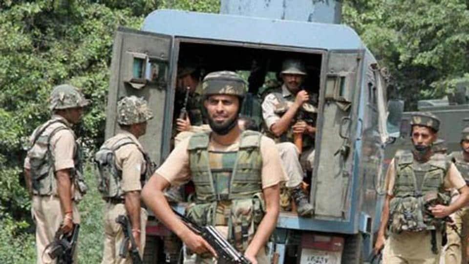 Hizbul Mujahideen,Terrorist,Indo-Nepal border