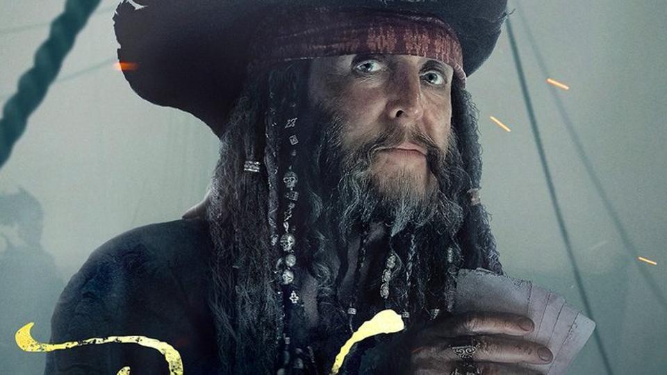 Pirates of the Caribbean,Pirates of the Caribbean: Dead Men Tell No Tales,Paul McCartney