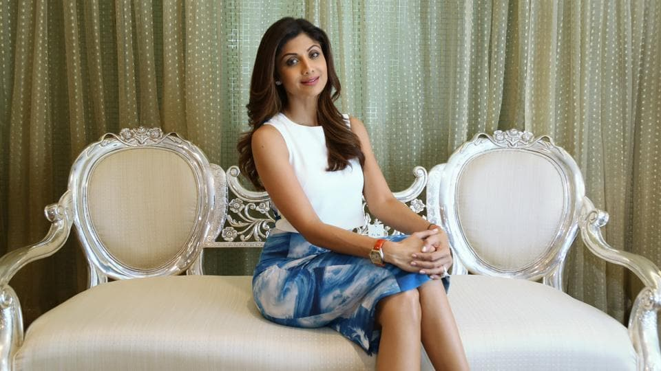 Actor Shilpa Shetty says that her four-year-old son Viaan is her priority right now.