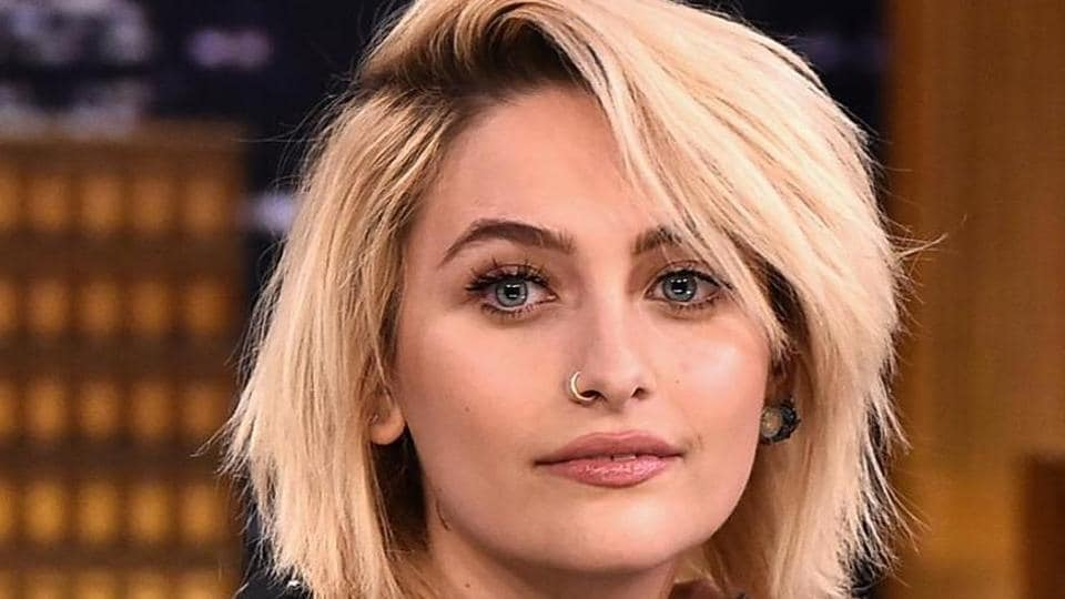 Paris Jackson has often shared her own topless photos on social media.