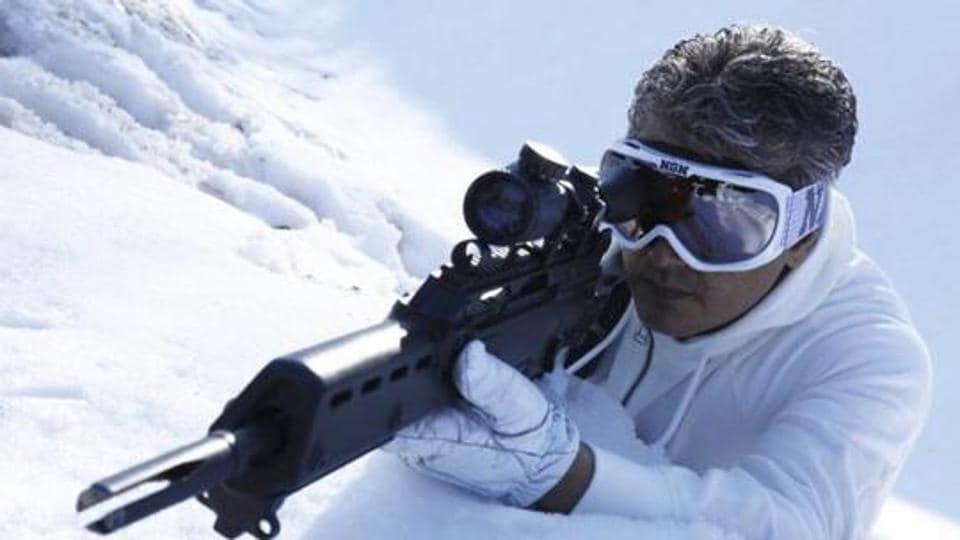 Ajith's Vivegam teaser,Ajith,Thala Ajith