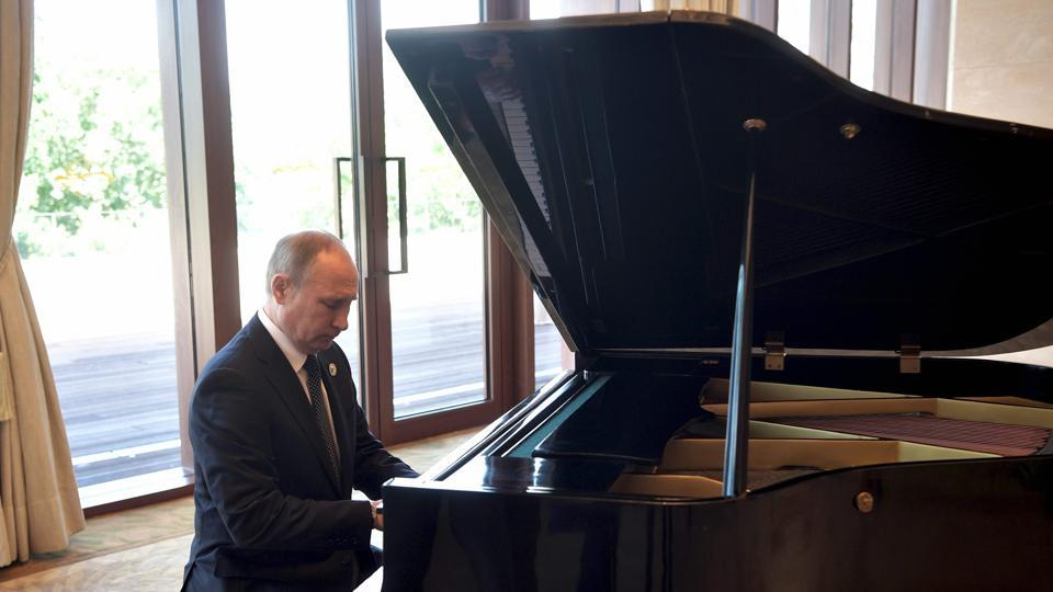 Vladimir Putin,Russia President,Xi Jinping