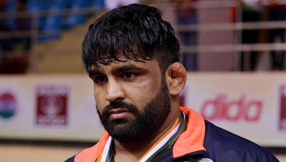 Sumit Malik,Wrestling,Asian Championships
