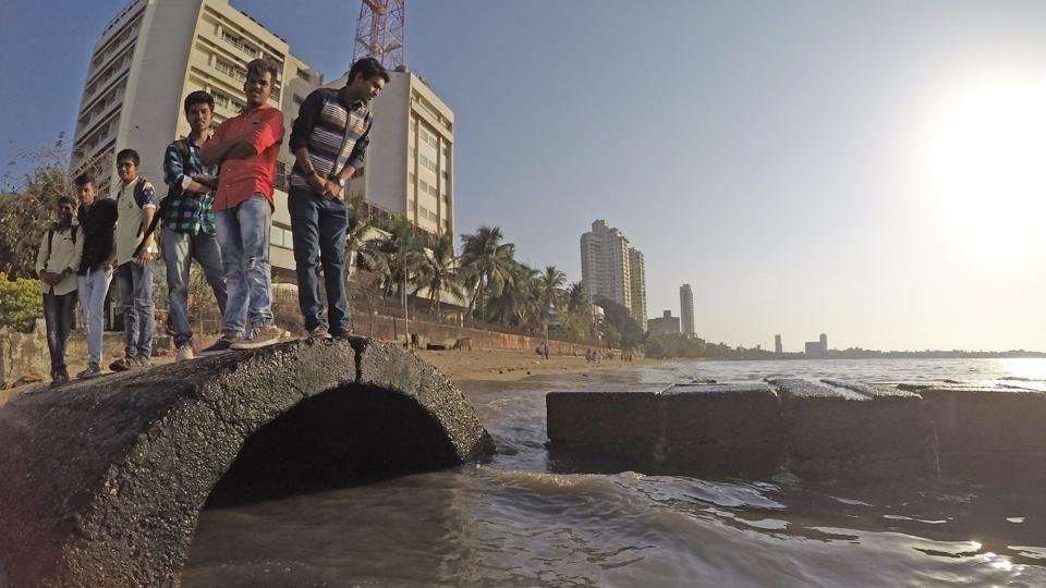 The BMC decided to build 7 STPs after state pollution control board drew flak for disposing sewage in to the Arabian Sea.
