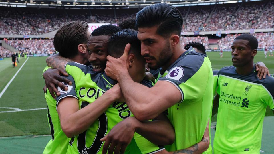 Premier League,Liverpool,Tottenham Hotspur