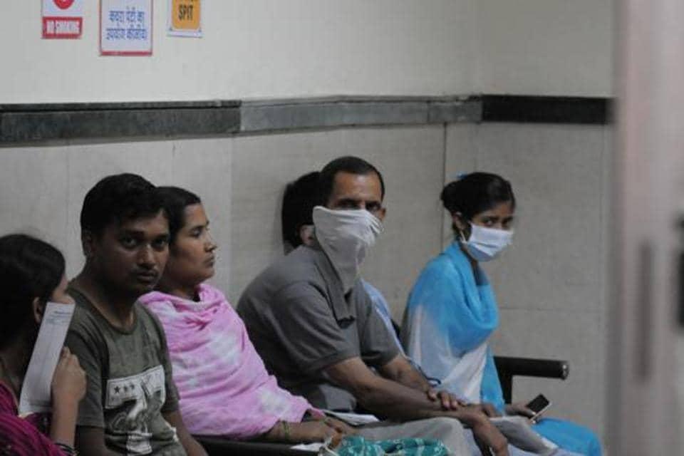 H1N1 virus,Dr Ram Manohar Lohia Hospital,Civil Hospital