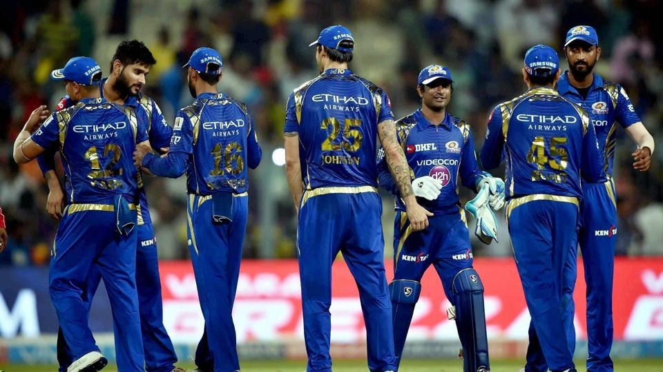 mumbai indians become first team to register 100 wins in t20 cricket ipl 2017 hindustan times. Black Bedroom Furniture Sets. Home Design Ideas