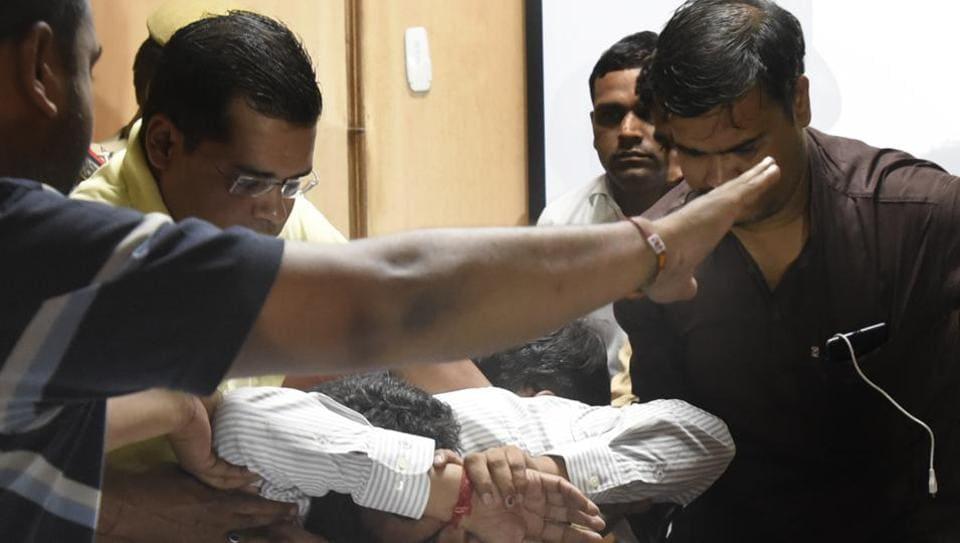 AAP,sacked minister,Kapil Mishra