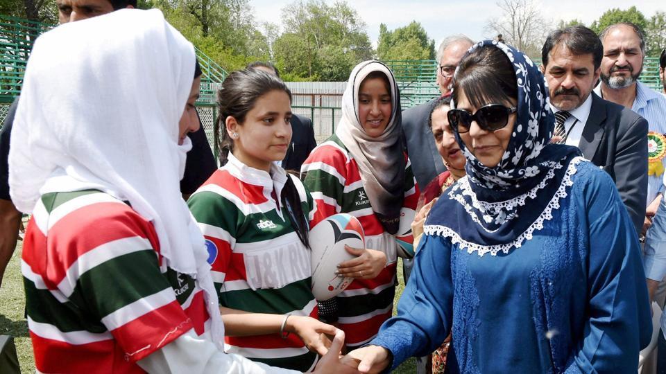 Mehbooba Mufti,Jammu and Kashmir,Kashmir unrest