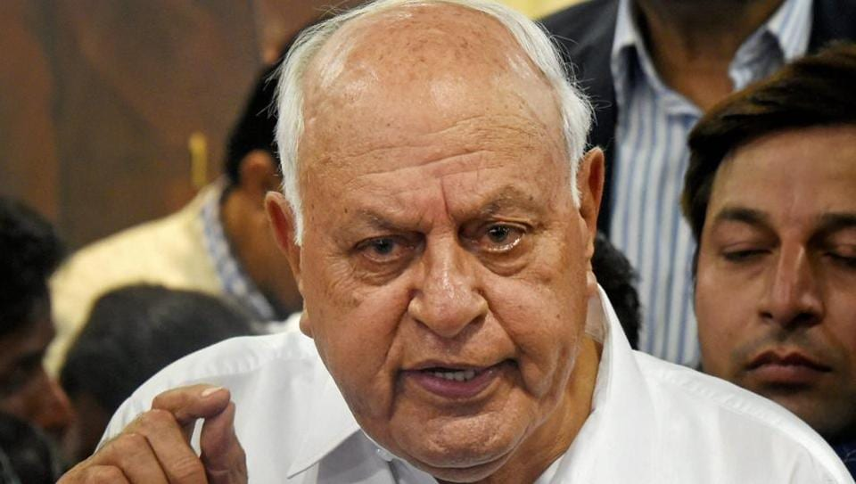 National Conference president Farooq Abdullah's plea to PM Narendra Modi for a unilateral truce in Jammu and Kashmir was rejected out of hand by the state government on Sunday  in the light of continuos  ceasefire violations by Pakistan.