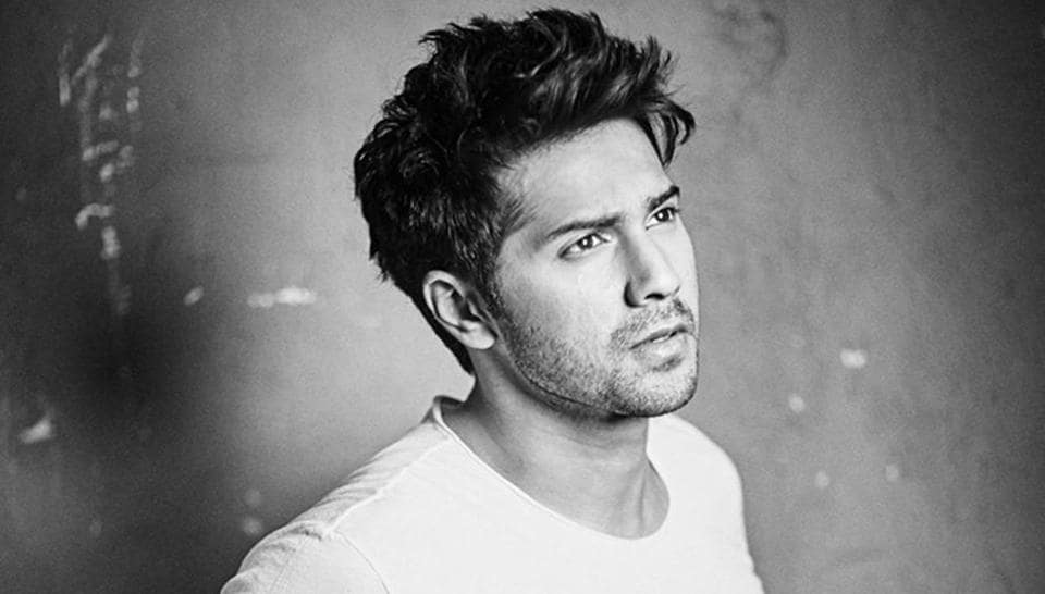 "Varun Dhawan says he is completely disconnected right now about ""who is saying what or who is writing what."""