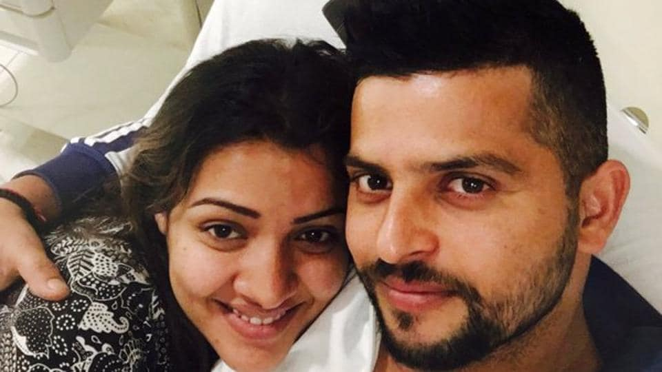 Suresh Raina and wife Priyanka have announced the launch of Gracia Raina Foundation, named after their daughter, that is aimed at helping underprivileged mothers in the country