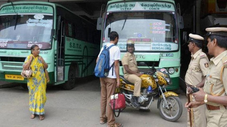 transport workers strike,commuters,bus