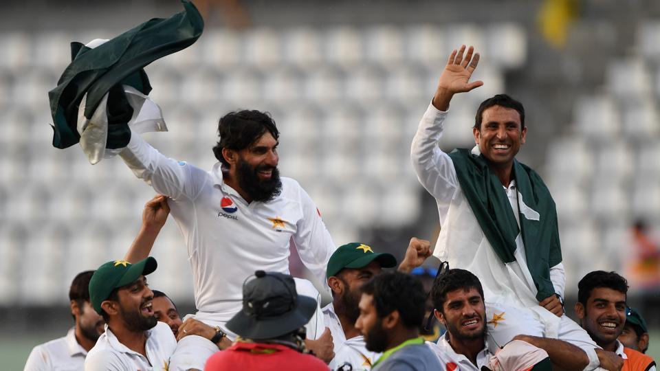 Misbah-ul-Haq,Younis Khan,West Indies vs Pakistan