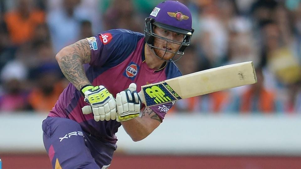 Rising Pune Supergiants will be without Ben Stokes when they face Mumbai Indians in Qualifier 1 of the Indian Premier League.
