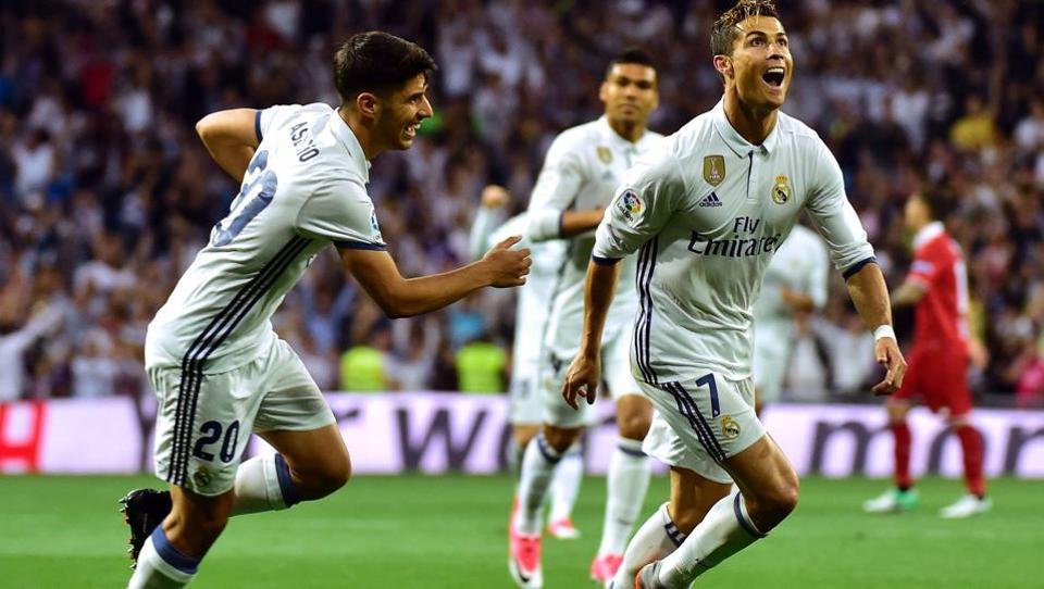 Real Madrid CF,FC Barcelona,Cristiano Ronaldo