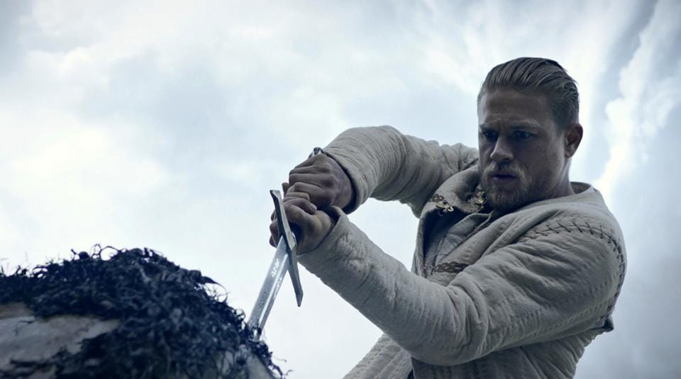 King Arthur: Legend of the Sword,Alien: Covenant,Charlie Hunnam