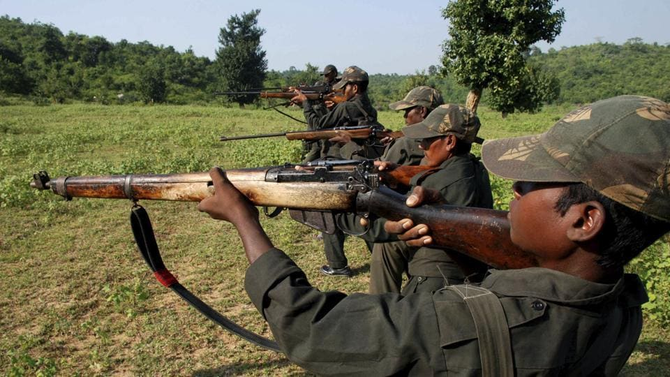 The arrested Maoist has confessed to his involvement in many incidents of Maoist violence.