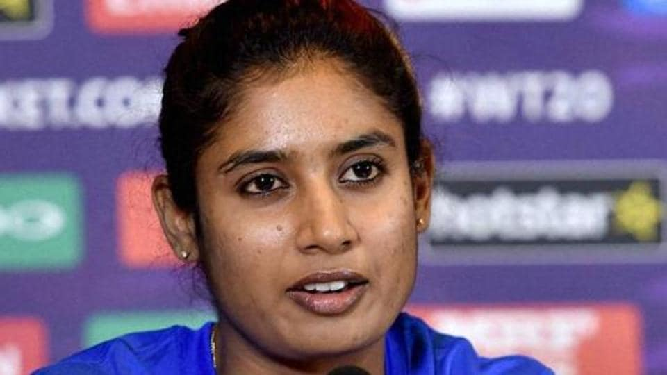 Mithali Raj will be leading the Indian women's cricket team in the ICC World Cup 2017.