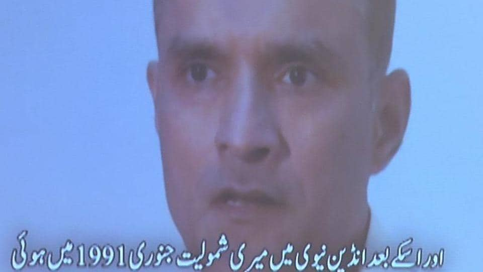 File photo of former Indian naval officer Kulbhushan Jadhav who is on death row in Pakistan on charges of 'espionage'.