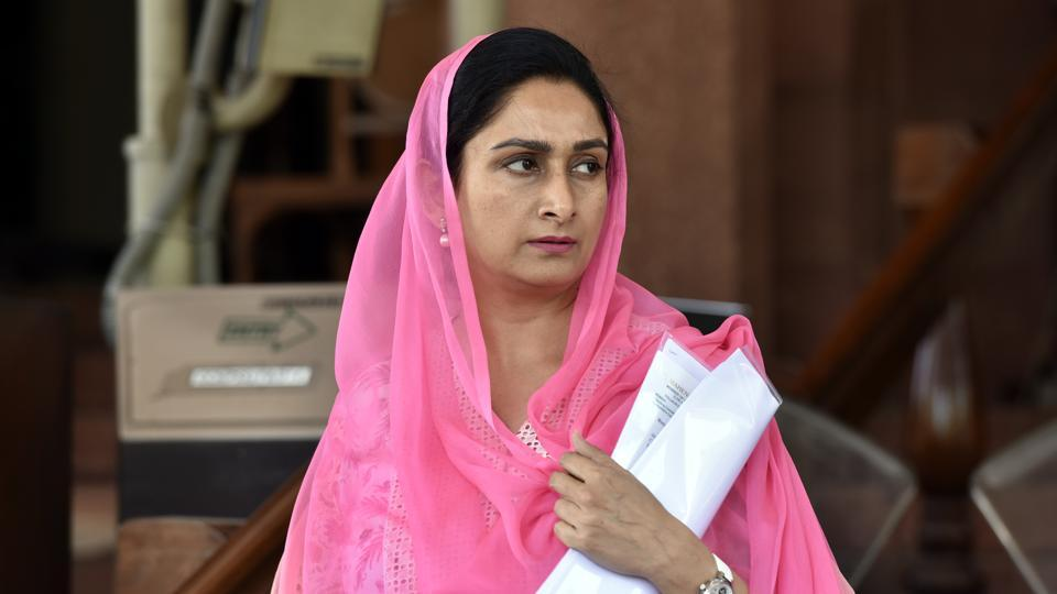 FDI,Harsimrat Kaur Badal,Food products