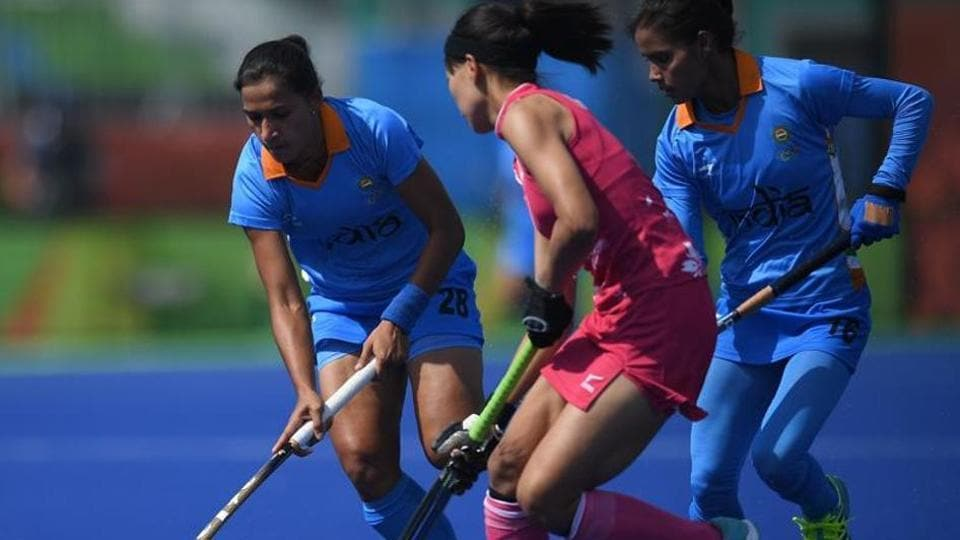 India women's hockey team are 2-0 down against New Zealand in the five-match series.