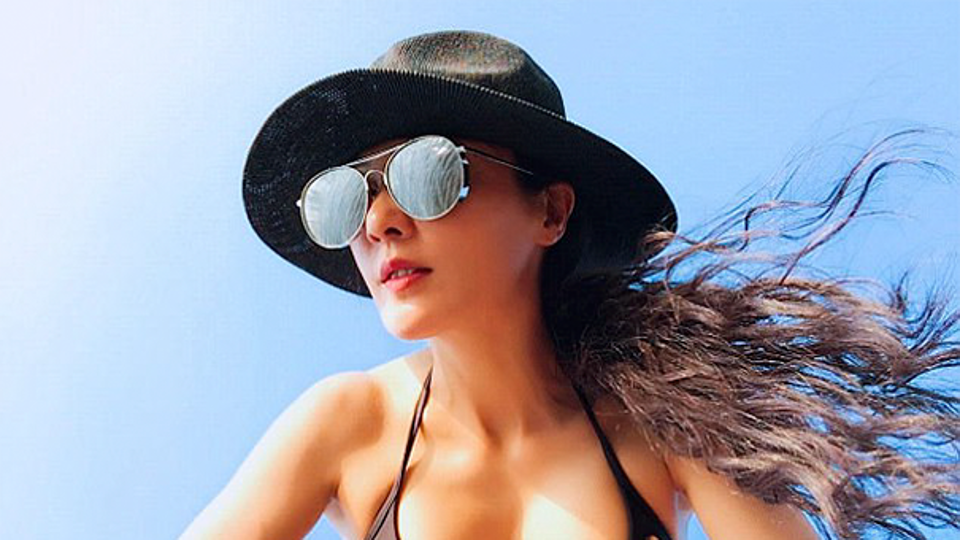 50-year-old Liu Yelin could be the fittest mom in the world.