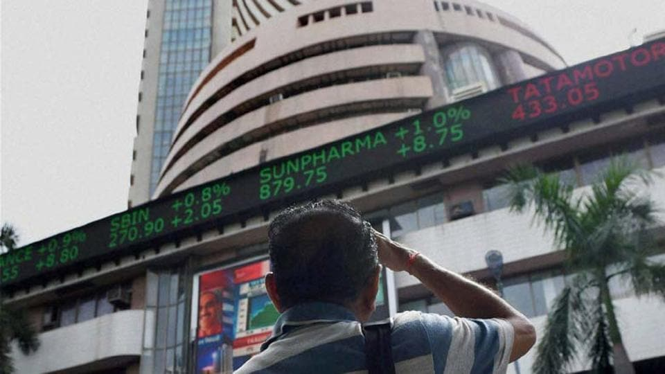 Indian share benchmarks continued its record-breaking spree on positive economic outlook and deluge of fund flows from both domestic and foreign investors.