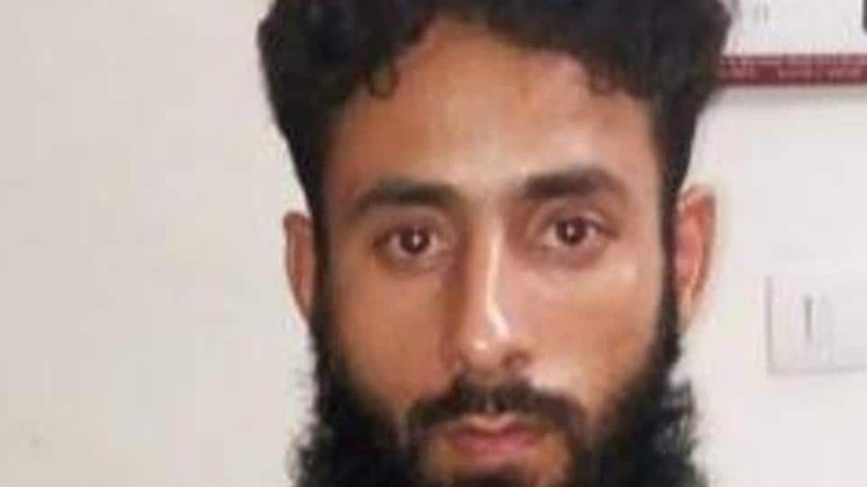 Hizbul Mujahideen militant Nasir Ahmad Wani