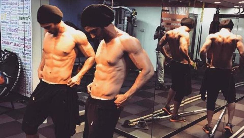Sushant Singh Rajput,Gym,Workout