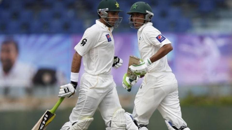 Younis Khan, Pakistan's most prolific Test run-scorer, and Misbah-ul-Haq, the country's most successful captain, bowed out together in a blaze of glory on Sunday with the team celebrating a first-ever series triumph in the West Indies.