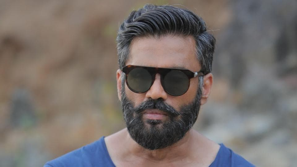 Actor Suniel Shetty suffered from migraine for almost a year and  a half.