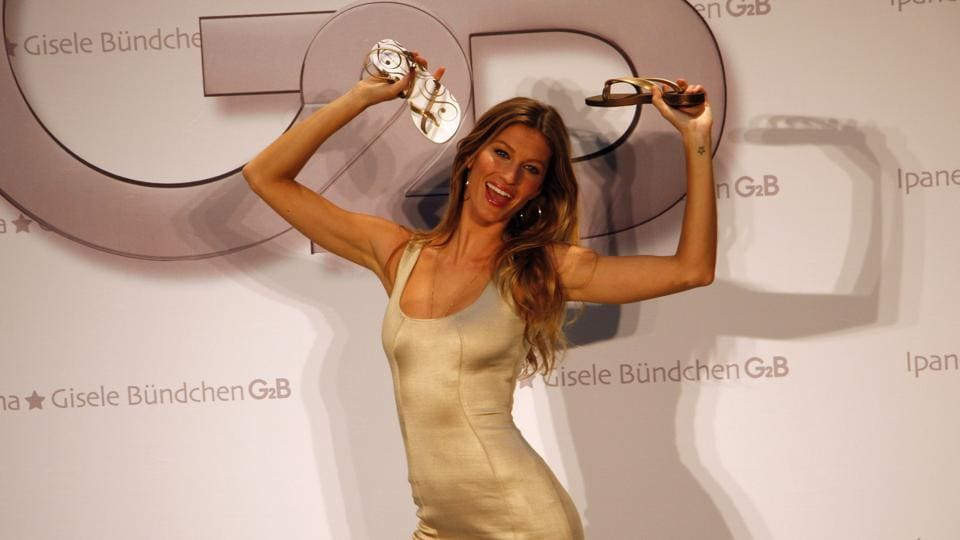 Gisele Bundchen (36), continues to conquer the fashion world even after 20 years of modelling.