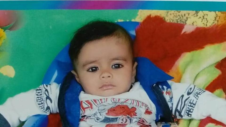 Eight-month-oldPrem was abducted from his home by a neighbour.