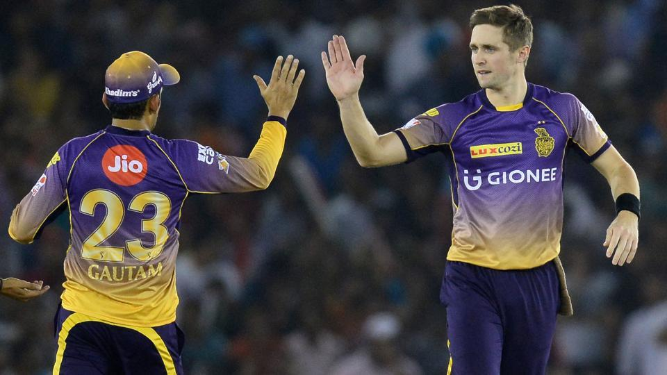 Chris Woakes performed quite well for Kolkata Knight Riders in the Indian Premier League (IPL) 2017.