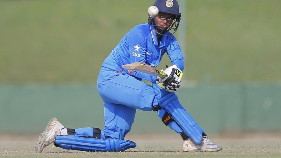 poonam raut,deepti sharma,women's cricket