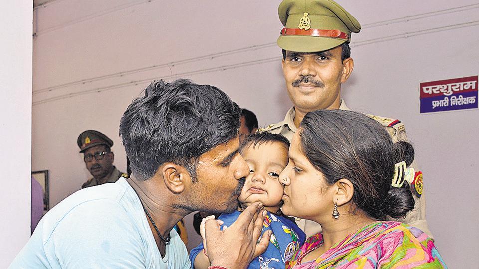 Ghaziabad,Raj nagar extension,infant