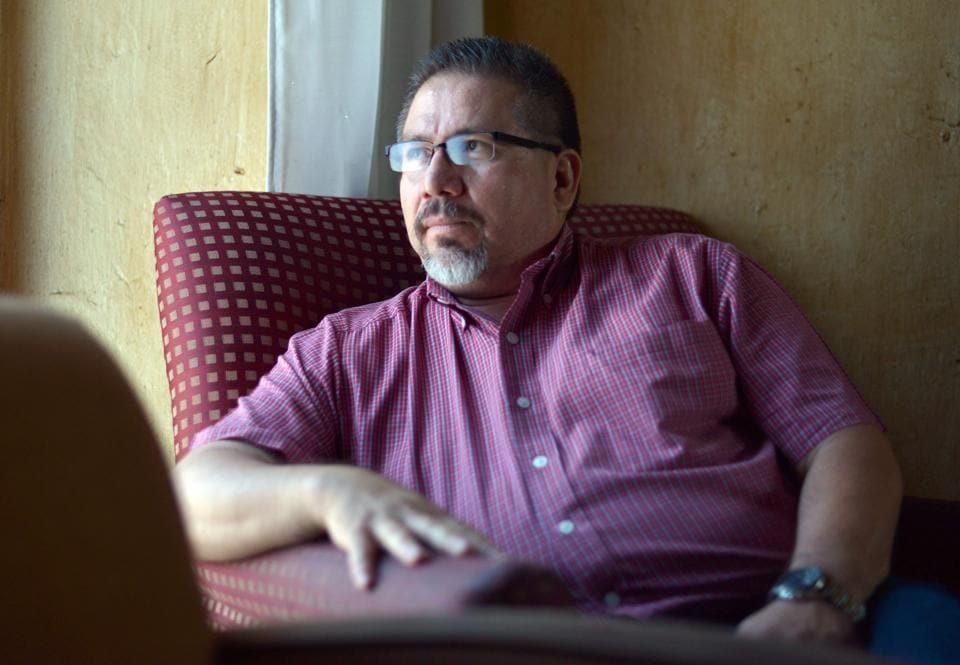 Javier Valdez was shot near the premises of Riodoce, a Mexican news weekly he founded.